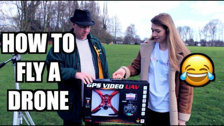 Nottingham Vlog Drone flying – Nottingham Lass #notts