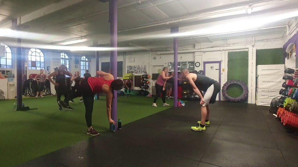 fitness nottingham video training