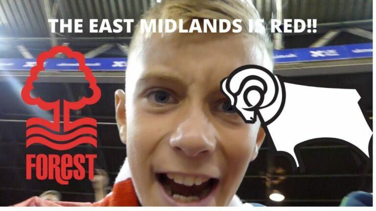 Nottingham Forest Vlog – Benskin Bros #nffc