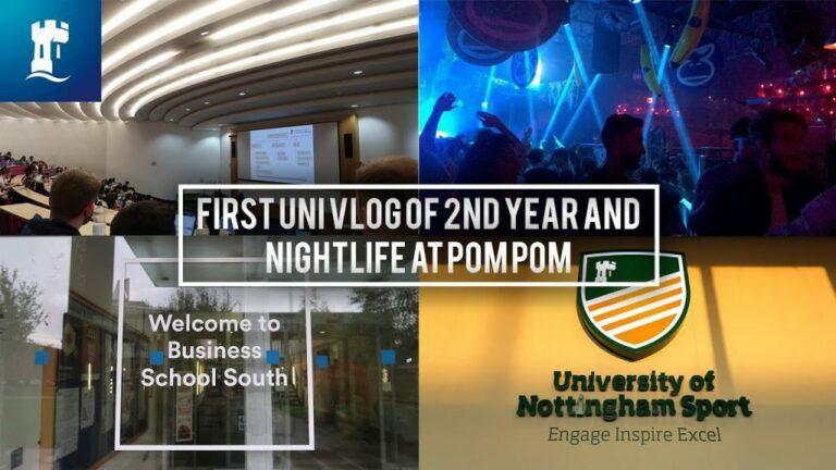 Nottingham Student Vlog – Mahel Khan