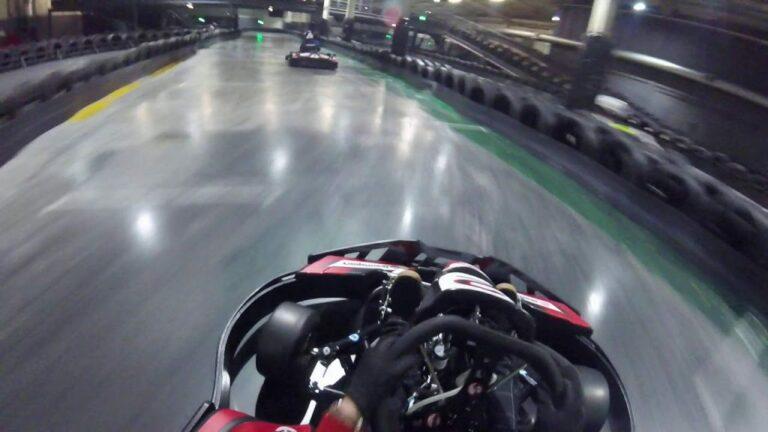 Nottingham Go Karting vs Derby  Motorsport Society