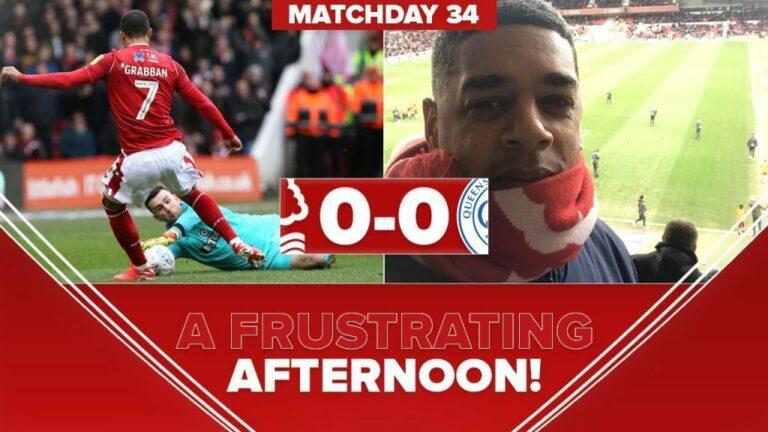Nottingham Forest frustrated vlog #notts