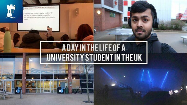 Nottingham Business Student Vlog #notts