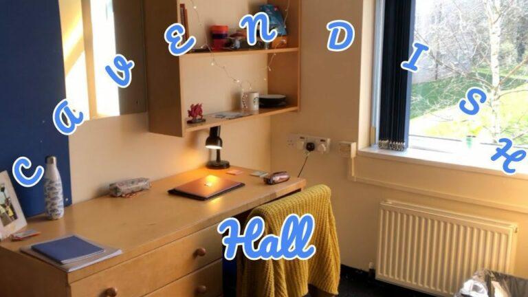 Nottingham Uni Room Tour Isolation