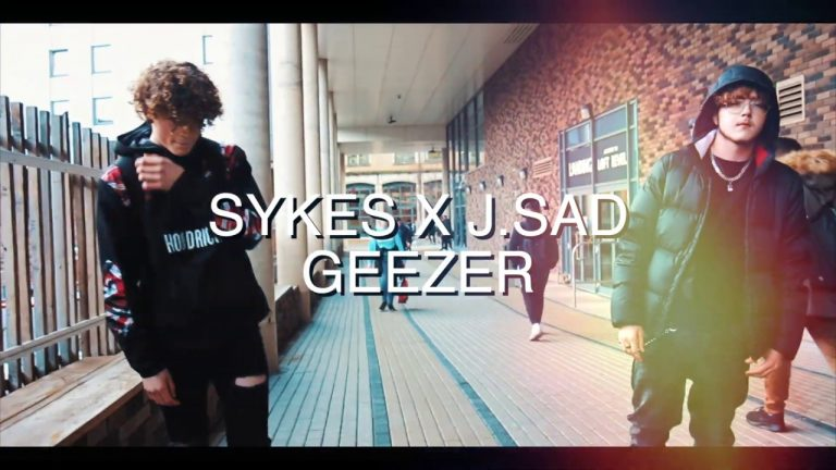 Nottingham Rap – Sykes – Geezer (ft. J.Sad)