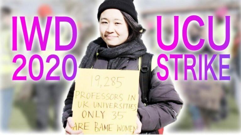 #IWD2020 #feminism  Nottingham Paygap