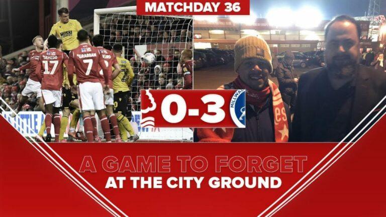 Millwall vs Forest  – Doreontour #vlog