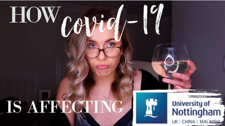 #Nottingham #UON Student COVID-19 Vlog