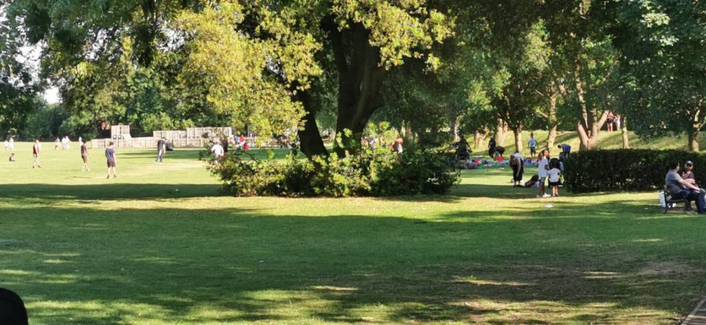 nottingham  colwick park