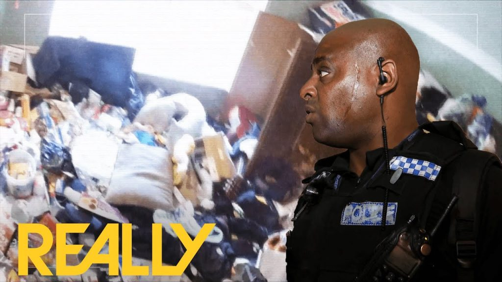 police nottingham video