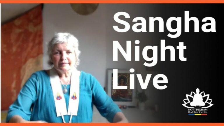 Nottingham Buddhist Video Vlog #notts