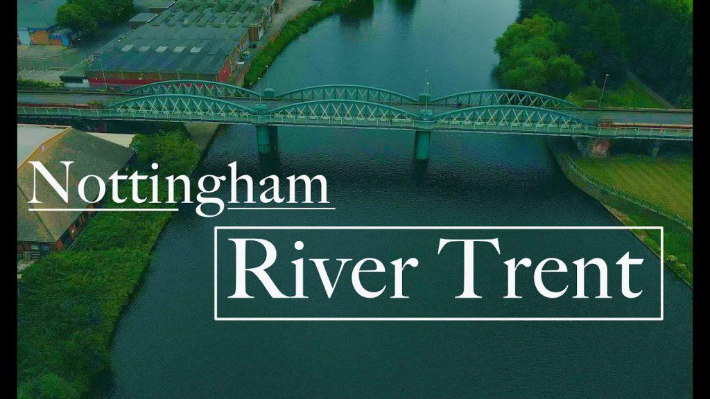 nottingham trent drone video 1ZcxuUkSu34
