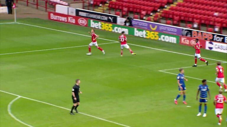Barnsley v Nottingham Forest highlights