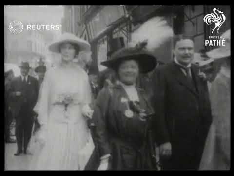 Old Nottingham video #notts