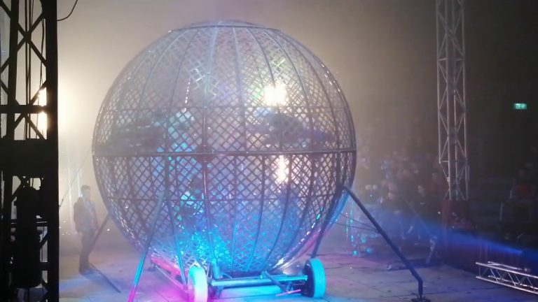 Nottingham Circus Vlog