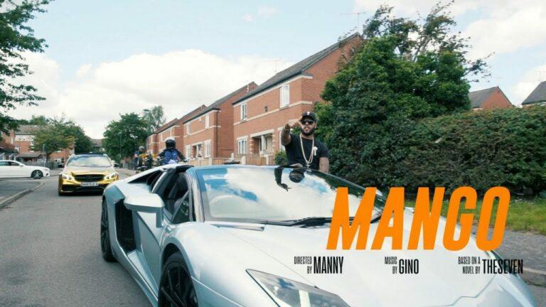 Rapper Gino Bonazzi – Mango