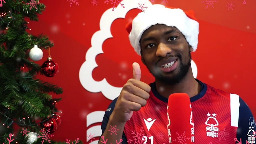 notts.online merry christmas from nffc notts forest notts