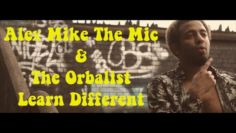 #Notts Rapper Alex Mike the Mic