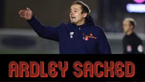 Notts County Boss Sacked!