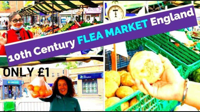 Bulwell Flea Market Vlog
