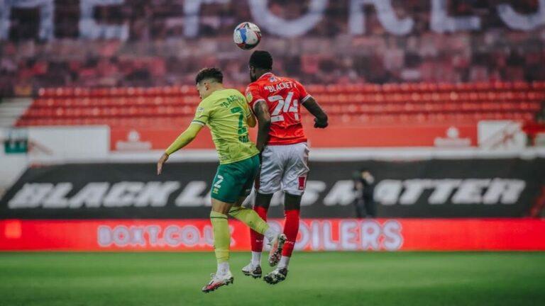 Forest vs Norwich Loss