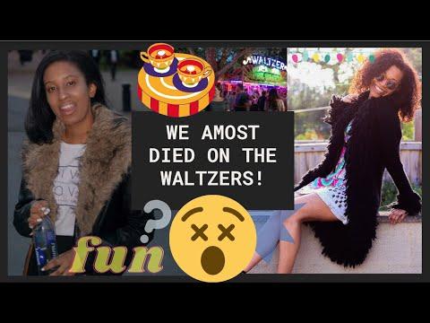 Sacha Wise – Goose Fair Vlog