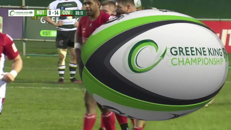 Nottingham Rugby Highlights