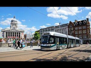 Nottingham is Famous for #vlog