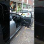 Taxi & Bus collide Arnold News