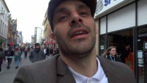 Nottingham Vlogger Post Lockdown Tour