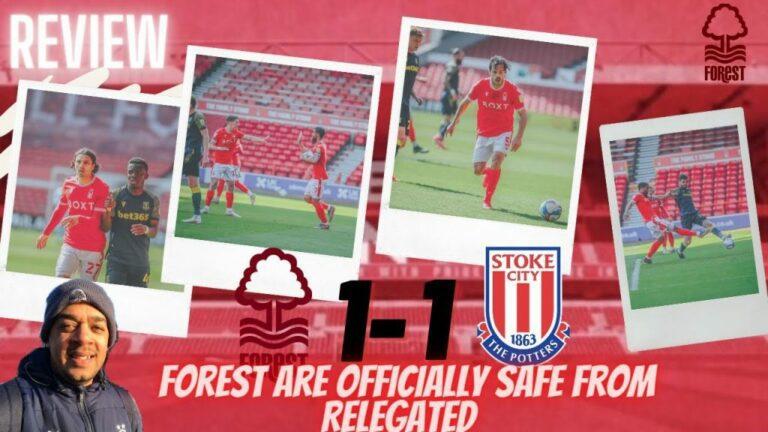 Nottingham Forest Safe – Doreontour