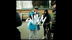 Nottingham Rapper Snowy #drill