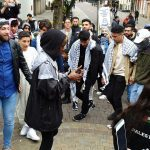 Palestine Protest in City Street #notts