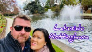 Romantic Location for Date in Nottingham