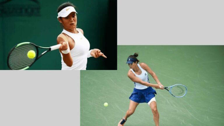 #Nottingham #ITF Women's Tennis Quarter Final