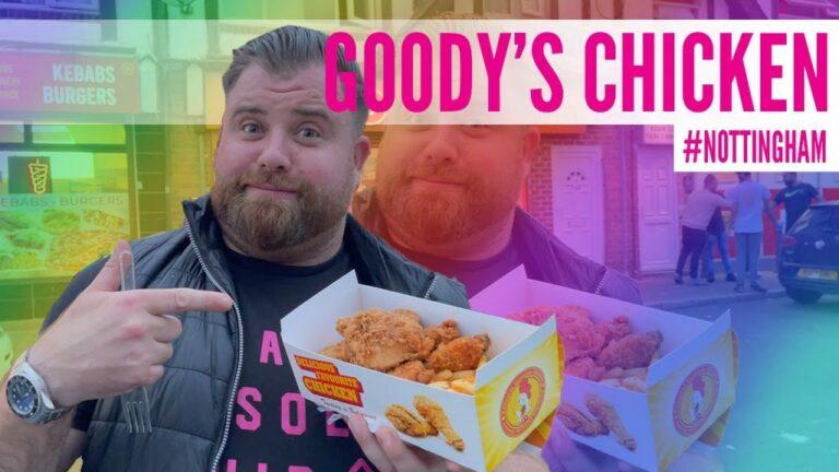 Takeaway Review Nottingham – Goody's  Broxtowe