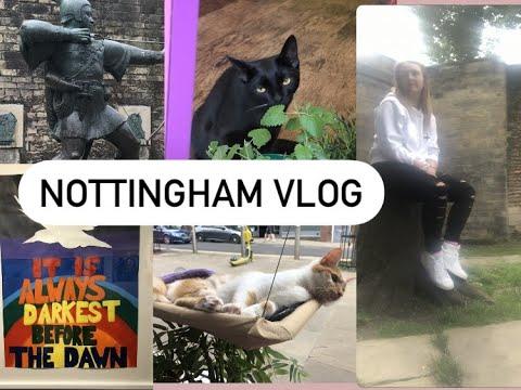 Nottingham Trip Vlog – Jessica Bagnall
