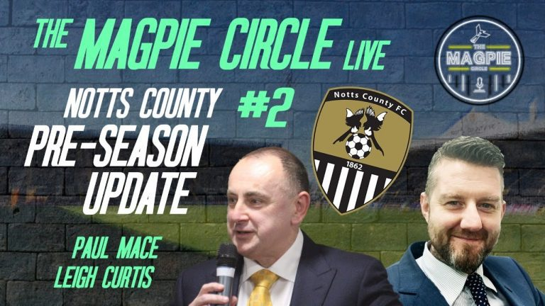 Nottingham Magpies Notts County Podcast