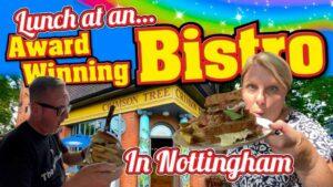 The Crimson Tree Food Review #Nottingham