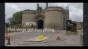 Nottingham Castle Canal Cruise Vlog