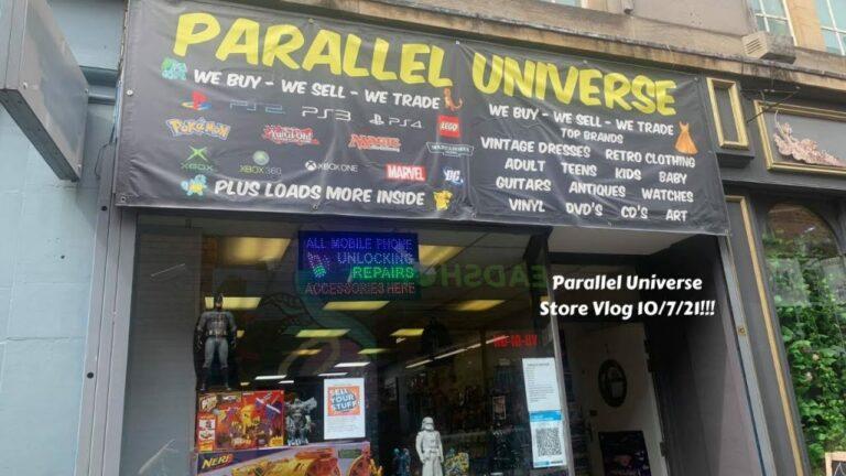 #Nottingham Retro Shop Review vlog