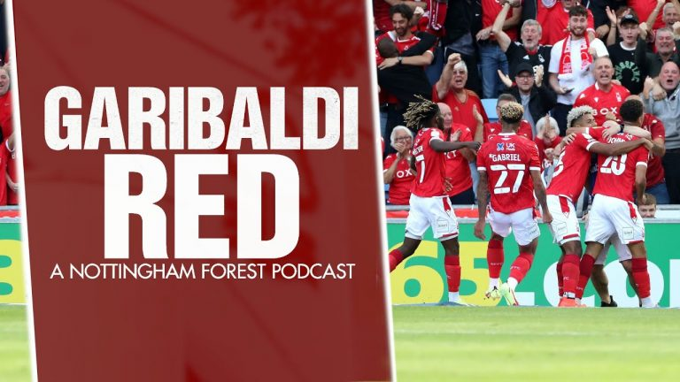 Nottingham Podcast Garibaldi Red #84