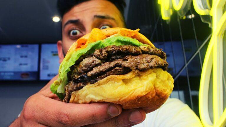 Nottingham Food Review – Burg