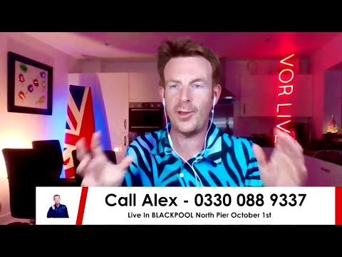 Nottingham Podcast Alex Belfield 8th Aug 2021