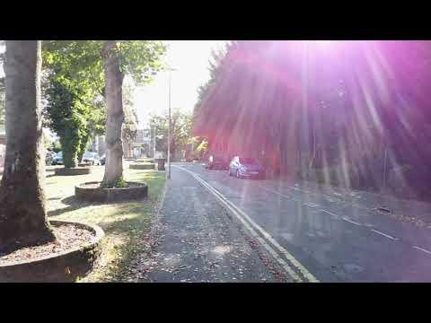 University Tour #Nottingham #UK #Vlog