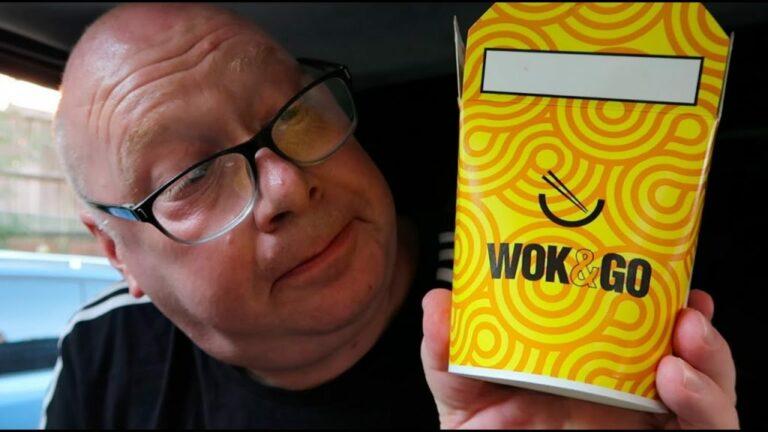 Takeaway Review – Wok & Go #nottingham