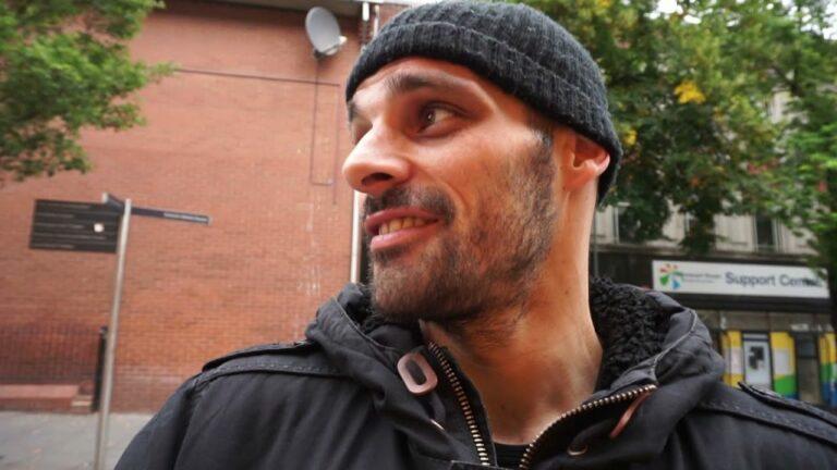 Nottingham Vlog Talking with Graffiti Artists